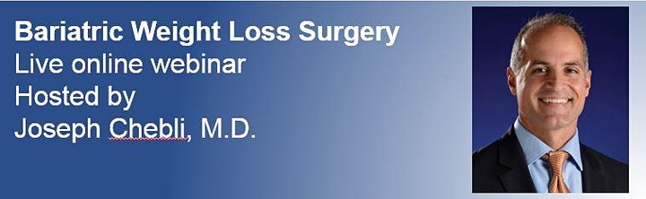 Bariatric and Metabolic Weight Loss Surgery - Free Online Health Talk image