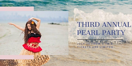 Third Annual Pearl Party- 2nd Seating tickets