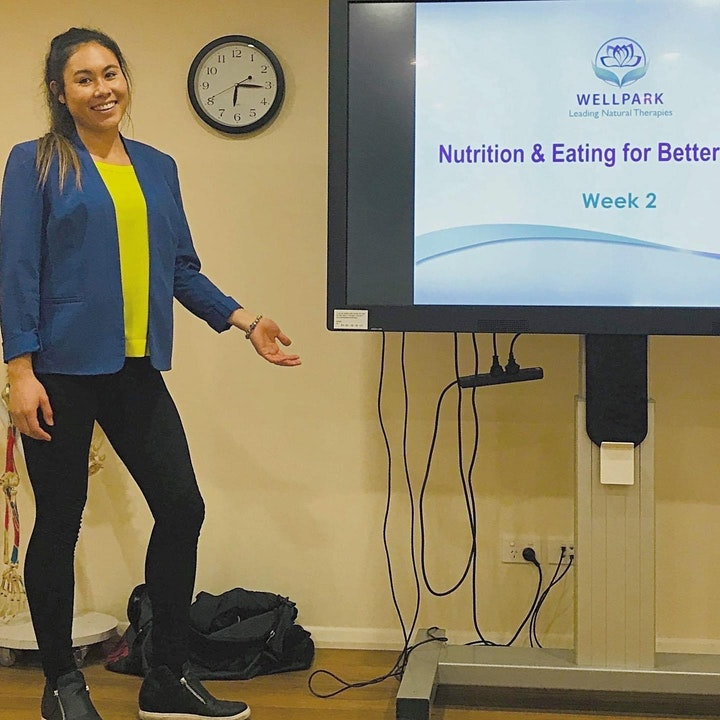Eating for Better Health - Weekend Nutrition course image