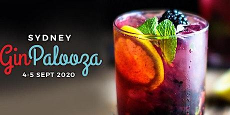 SYDNEY GIN PALOOZA 2020 tickets