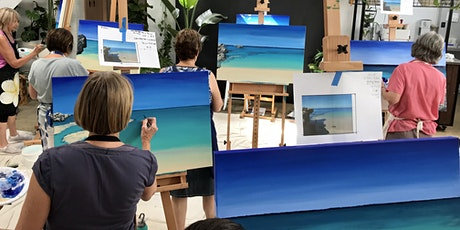 Paint the Ocean One Day Workshop tickets