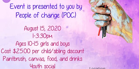 Youth social tickets