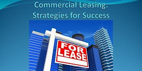 Commercial Leasing: Strategies for Success biglietti