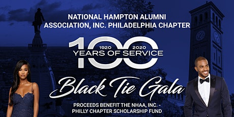 Hampton University Philadelphia Alumni 100th Anniversary Gala tickets