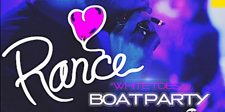 LOVERANCE WHITE TOES BOAT PARTY tickets