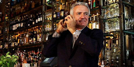 A Toast to Treatments: The Evolution of the Martini with Dale DeGroff tickets