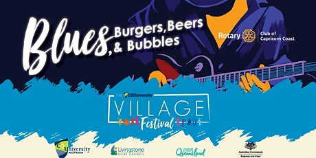 Blues, Burgers, Beers & Bubbles tickets