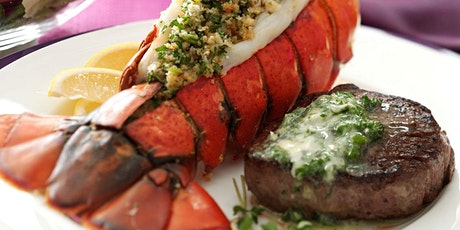 Surf & Turf Dinner Date Night tickets