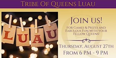 Royal Queens Luau tickets