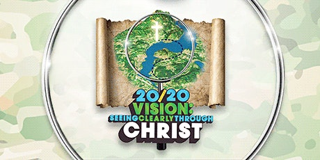 """20/20 Vision: """"Seeing Clearly Through Christ"""" Vacation Bible School tickets"""