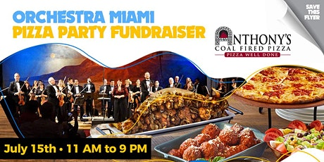 Pizza Party to Benefit Orchestra Miami tickets