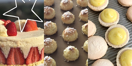 French Baking Class- Little French Cakes tickets