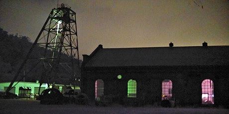 Lithgow Mine Interactive Ghost Hunt tickets