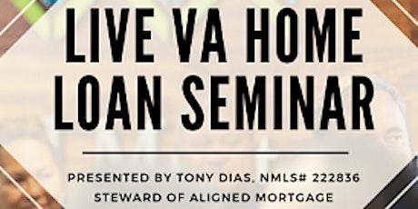 VA Home Loan Seminar tickets