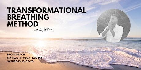 TRANSFORMATIONAL BREATHING METHOD tickets