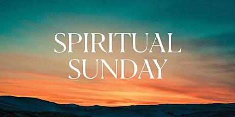Spiritual Sunday 8/16/2020 tickets
