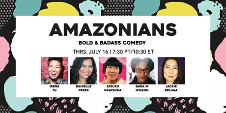 Amazonians: Jul 16 2020 (Presented by the Jack London Improvement District) tickets