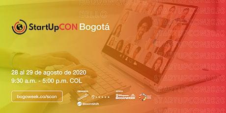 StartUpCON Bogotá  2020 entradas