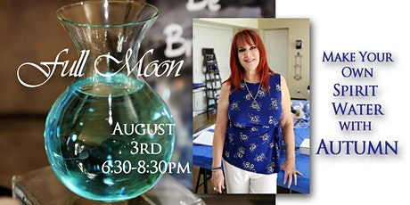 Make Your Own Spirit Water, Full Moon Labyrinth Walk tickets