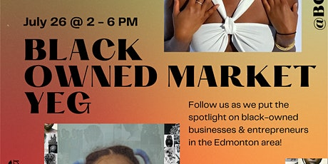 Black-Owned Market (BOM) Edmonton (YEG) tickets