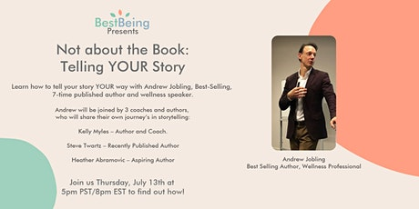 Not About The Book: Telling YOUR Story tickets