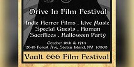 Vault 666 Film Festival tickets
