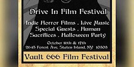 Vault 666 Film Festival tickets