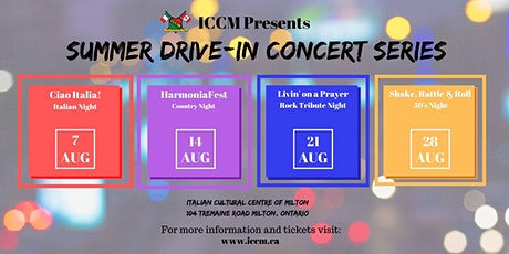 Livin' on a Prayer - Rock Tribute Night tickets