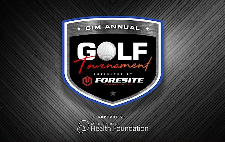 CIM Golf Tournament, presented by Foresite Geomatics Ltd. image