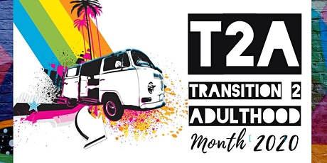 Transition To Adulthood Month Launch 2020 tickets