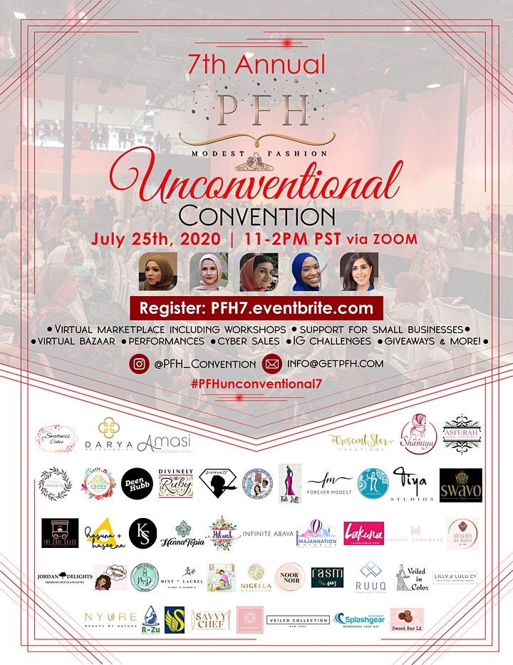 7th Annual PFH Unconventional Convention image
