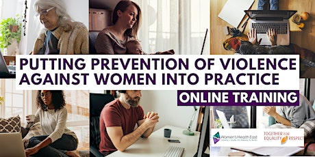 Putting Prevention of Violence Against Women into Practice online training tickets