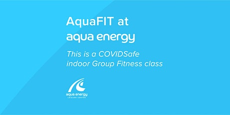 AquaFit Group Fitness Classes tickets