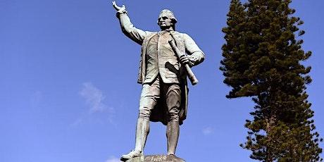 Captain Cook history talk with John Ruddick tickets