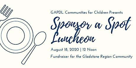 Sponsor a Spot Luncheon tickets