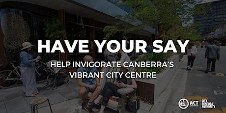 City Renewal Authority 'Invigorate Your City' Forum tickets