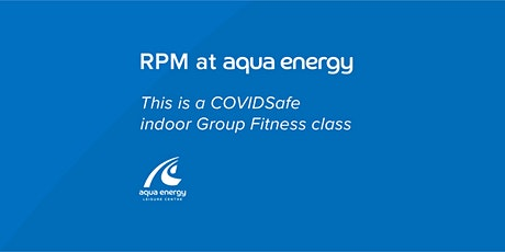 RPM Group Fitness Classes tickets