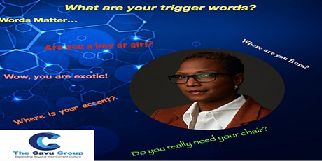 Webinar #13 - What are your trigger words? Words Matter… tickets
