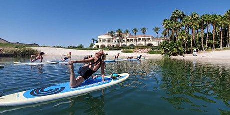 SUP (Paddle-board) Yoga Class! tickets