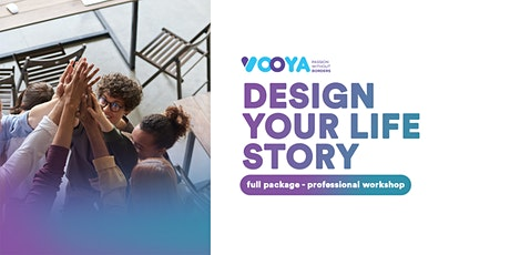 Design Your Life Story - Workshop Bundle for Professionals tickets