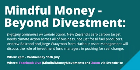 Beyond Divestment: Engaging companies on climate action tickets