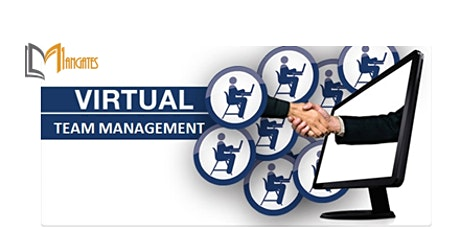Managing a Virtual Team 1 Day Virtual Live Training in Hamburg tickets