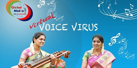 Voice Virus - Virtual Tamil concert by Ranjani and Bairavi tickets