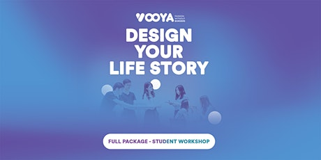 Design Your Life Story - Workshop Bundle for Students tickets