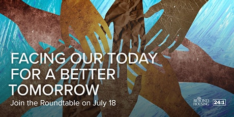 Facing Our Today For A Better Tomorrow: A Live Roundtable Discussion tickets