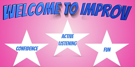 Welcome To Improv  Online tickets