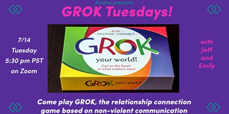 GROK Tuesdays! tickets