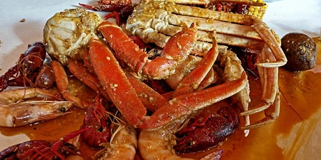 Texas Crawfish & Crab Boil Fest tickets