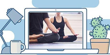 Moonee Valley Libraries go online: Yoga for stress tickets