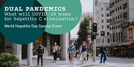 Dual pandemics – what will COVID-19 mean for hepatitis C elimination? tickets